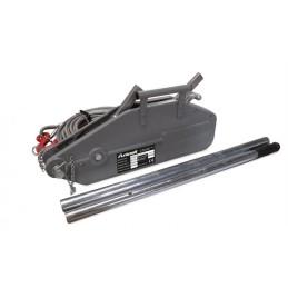 Troliu manual cu cablu, tirfor Unicraft USZ 1600