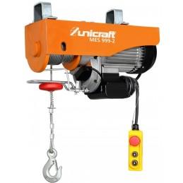 Troliu electric cu cablu Unicraft MES 999-2
