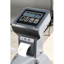 Cantarul este prevazut cu afisaj LCD si functie de imprimanta