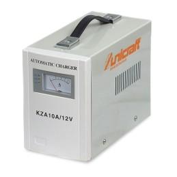 Este livrat standard cu incarcator si baterie de 12 V, 60 Ah