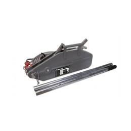 Troliu manual cu cablu, tirfor Unicraft USZ 1601