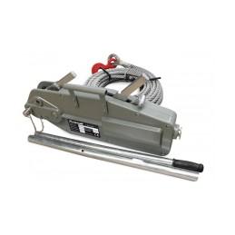 Troliu manual cu cablu, tirfor Unicraft USZ 3201